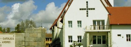 Carei-Biserica Sfantul Apostol Andrei