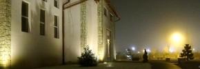 Carei-Biserica Sfantul Apostol Andrei-Imagini de noapte
